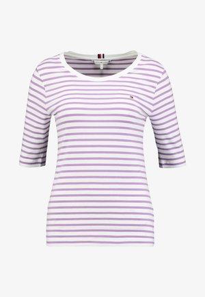 ESSENTIAL - T-shirt imprimé - dusty lilac