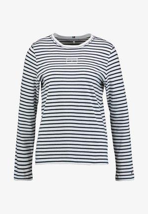 POLLIE - Langarmshirt - white