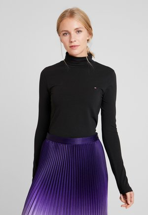 ESSENTIAL ROLL - Long sleeved top - black