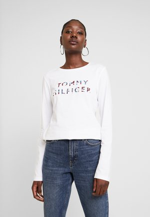 SERENA  - Long sleeved top - white