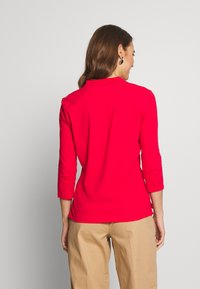 Tommy Hilfiger - ESSENTIAL POLO - T-shirt à manches longues - red alert - 2