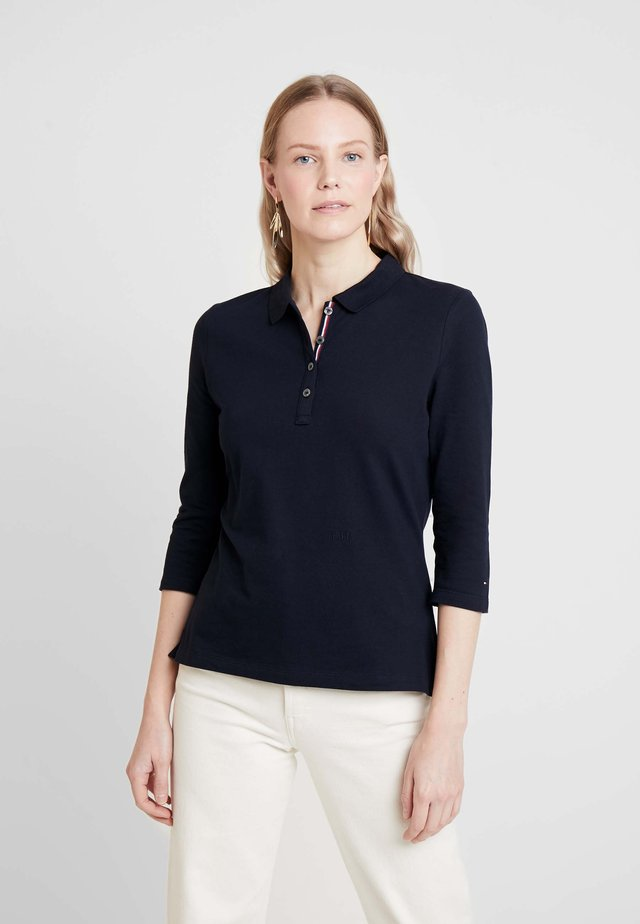 ESSENTIAL POLO - Long sleeved top - desert sky