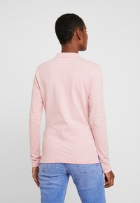 Tommy Hilfiger - LONG SLEEVE SLIM - Polo shirt - frosted pink - 2