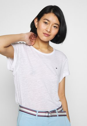 VIKKI TOP  - Print T-shirt - white