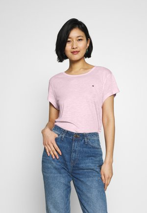 VIKKI TOP  - Print T-shirt - frosted pink