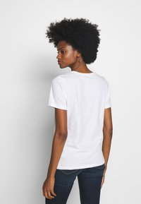 Tommy Hilfiger - ALISSA REGULAR - Print T-shirt - white - 2