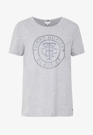 TIARA - T-shirts print - light grey heather