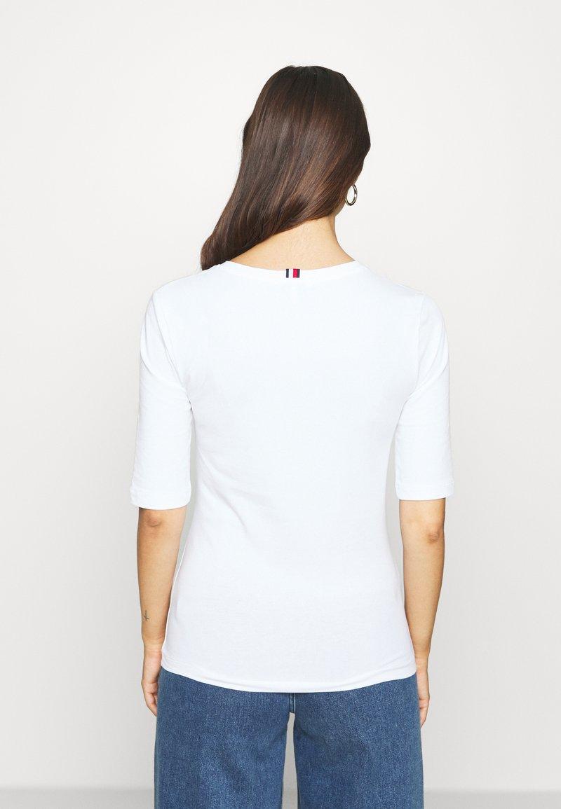 Tommy Hilfiger - Basic T-shirt - white