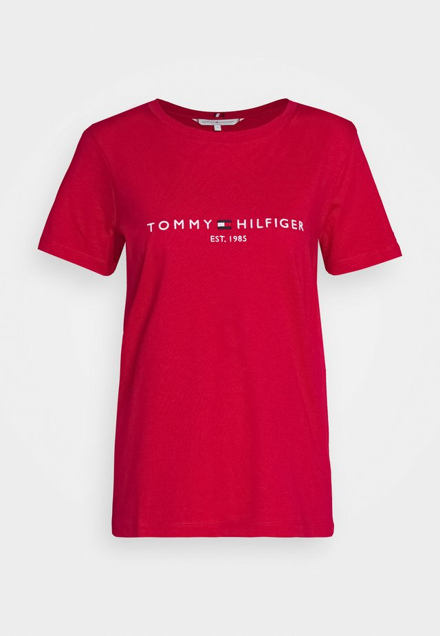 NEW TEE - T-shirt con stampa - ruby jewel