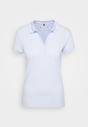 BONNY SLIM - Koszulka polo - bliss blue