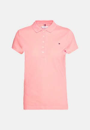 SHORT SLEEVE SLIM - Poloshirt - watermelon pink