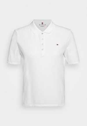 ESSENTIAL - Polo shirt - white