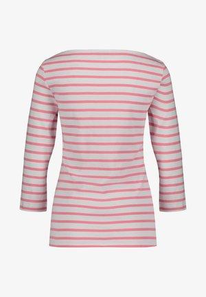 AISHA BOAT - Bluzka z długim rękawem - pink (71)