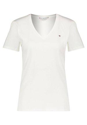 T-shirt z nadrukiem - weiss (10)