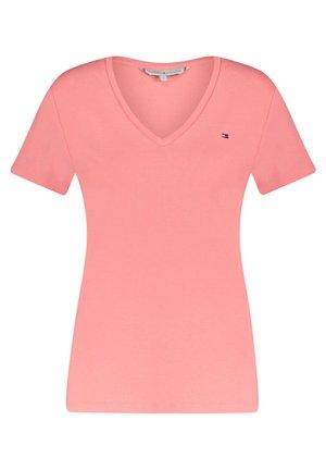 T-shirt z nadrukiem - rose (70)