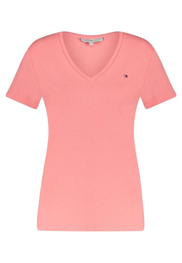 Camiseta estampada - rose (70)