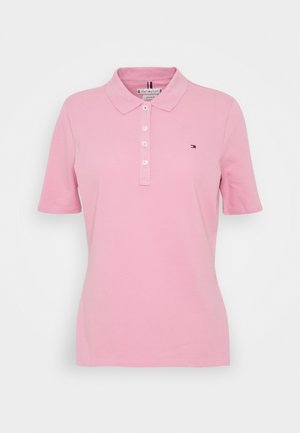 ESSENTIAL - Polo - matte pink