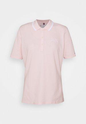 ALISON REGULAR - Polo - pale pink