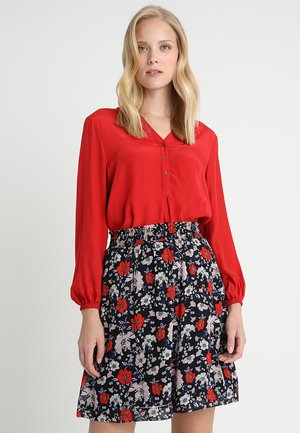 RAE BLOUSE - Blouse - red