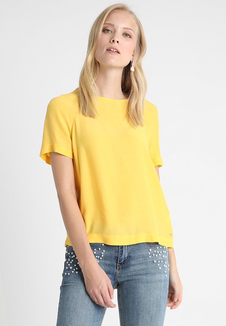 Tommy Hilfiger - RAE - Blouse - yellow