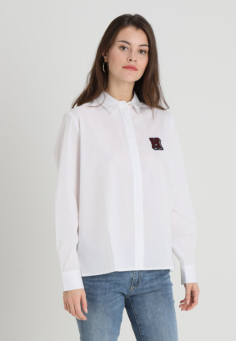 Tommy Hilfiger - LIBBY - Button-down blouse - white