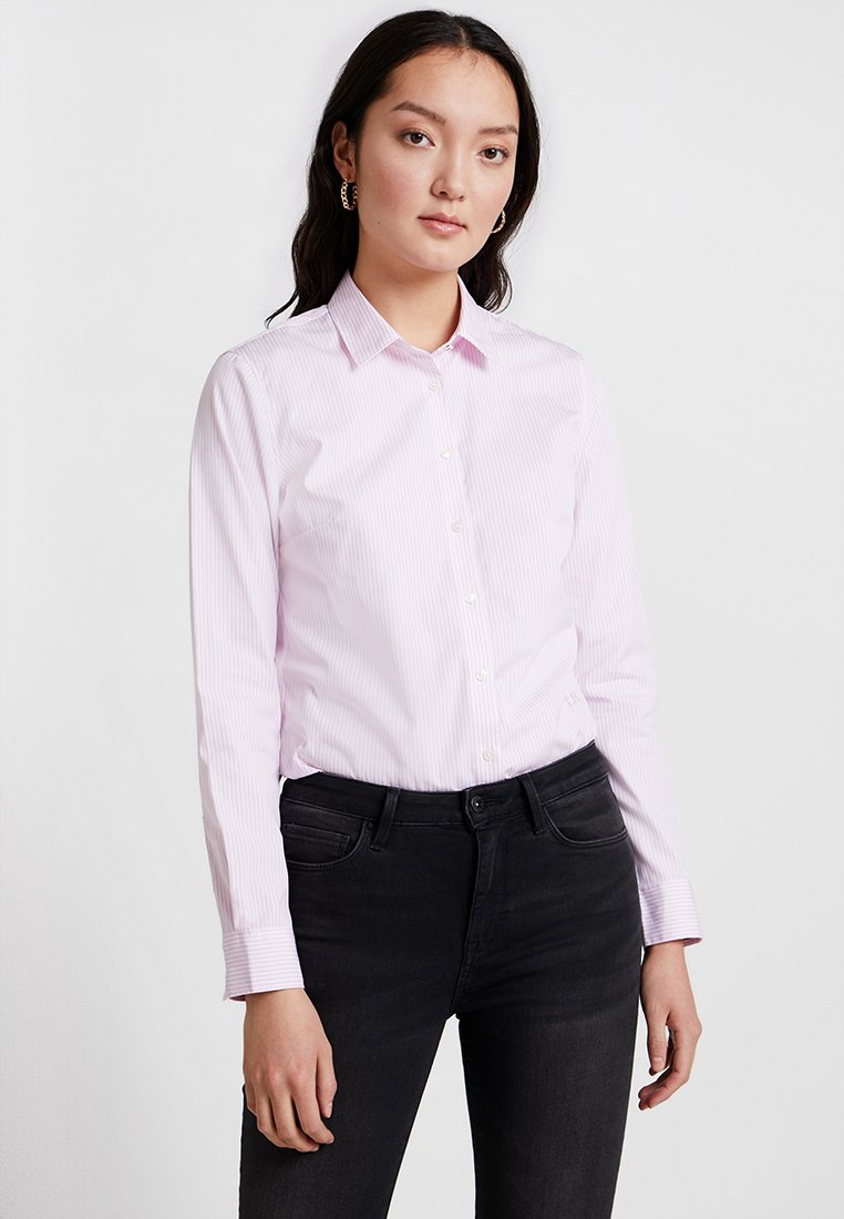Tommy Hilfiger - ESSENTIAL  - Button-down blouse - pink