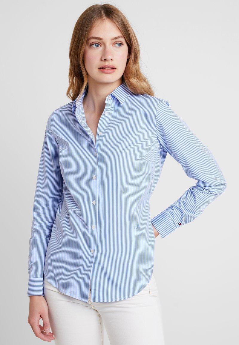 Tommy Hilfiger - ESSENTIAL  - Camisa - blue