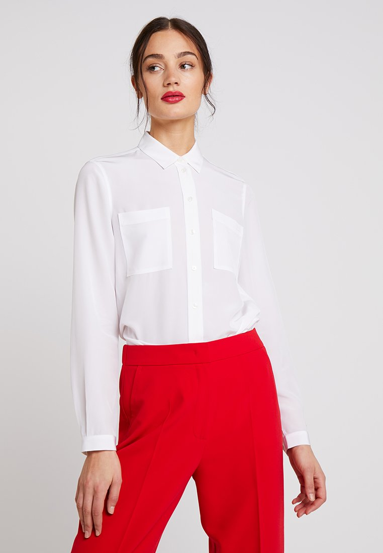 Tommy Hilfiger - ESSENTIAL BLOUSE - Blouse - white