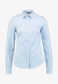 Tommy Hilfiger - HERITAGE SLIM FIT - Button-down blouse - skyway - 4