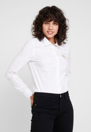 ESSENTIAL OXFORD - Skjorte - white