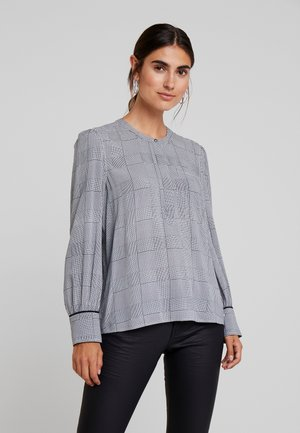 ESSENTIAL BLOUSE - Blůza - black/white