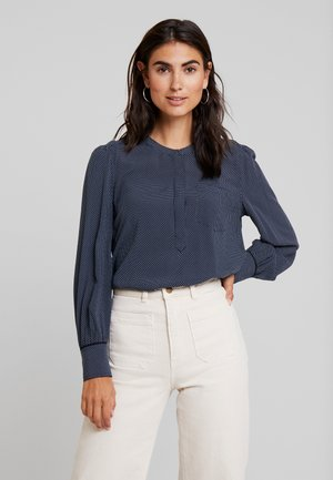 ESSENTIAL BLOUSE - Blouse - blue