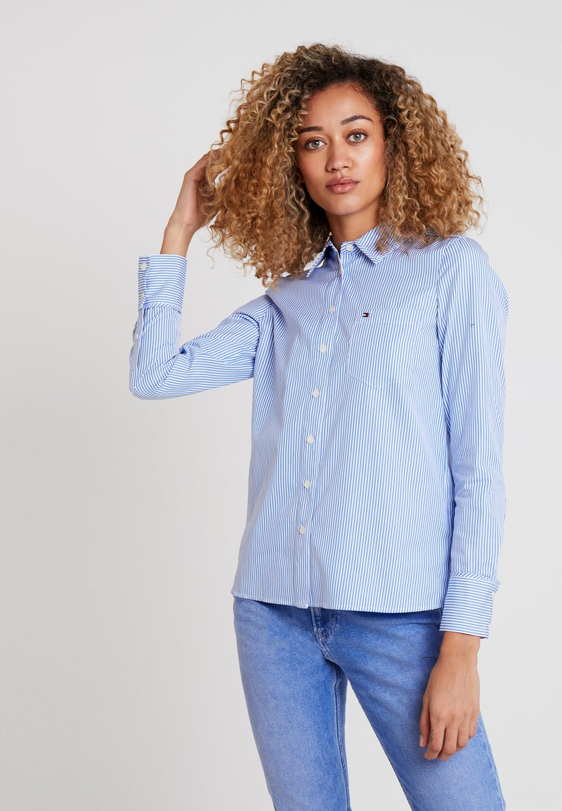 Tommy Hilfiger - ARRY - Button-down blouse - white