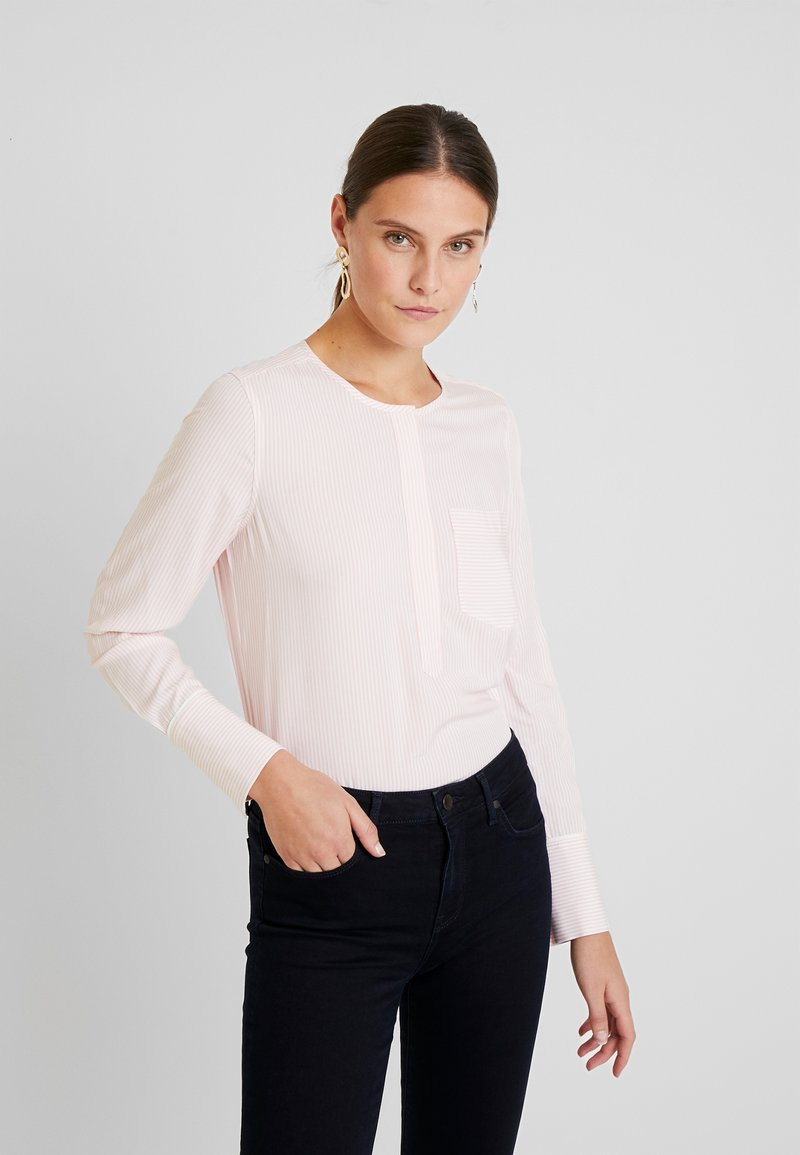 Tommy Hilfiger - ANGIE BLOUSE - Blouse - pink