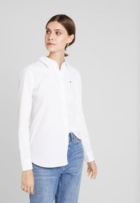 Tommy Hilfiger - CLEO  - Button-down blouse - white - 0