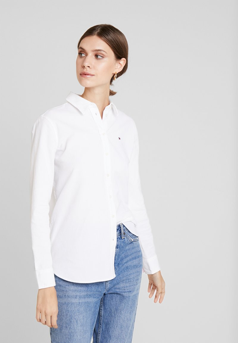 Tommy Hilfiger - CLEO  - Button-down blouse - white