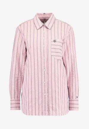 ESSENTIAL OXFORD - Camicia - pink