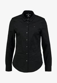Tommy Hilfiger - ESSENTIAL - Camisa - black - 3