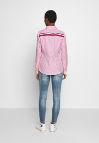 Tommy Hilfiger - DANNA - Camisa - pink jewel - 2