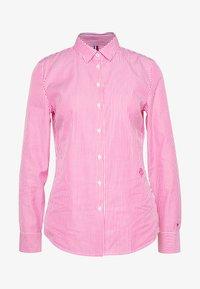 Tommy Hilfiger - DANNA - Camisa - pink jewel - 3