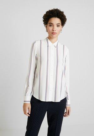 DANEE BLOUSE - Button-down blouse - white