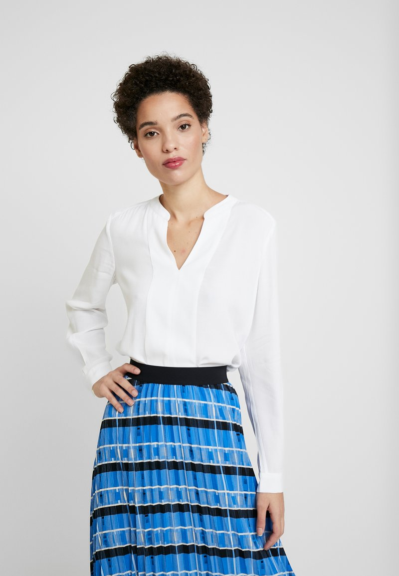 Tommy Hilfiger - LUCIA BLOUSE - Bluser - classic white