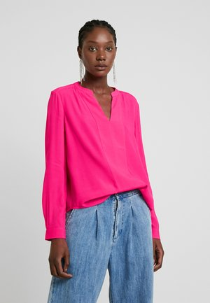 LUCIA BLOUSE - Bluser - pink