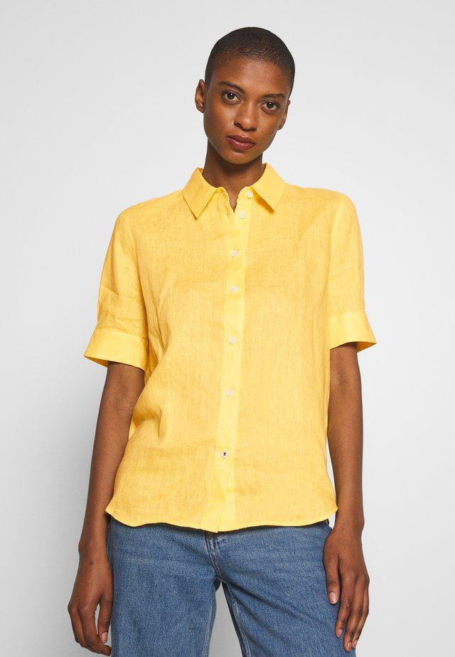 ESSENTIAL PENELOPE SHIRT  - Button-down blouse - sunray