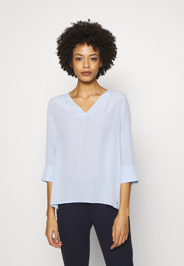 LOTTIE BLOUSE - Bluzka - breezy blue