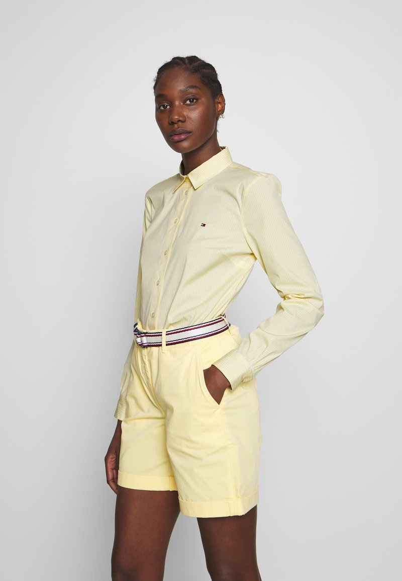 Tommy Hilfiger - ESSENTIAL - Button-down blouse - sunray