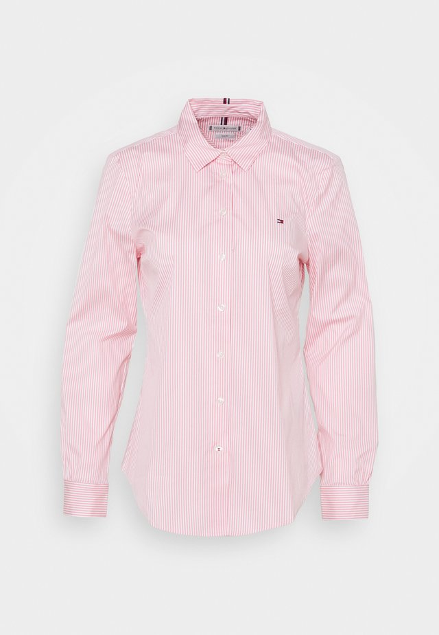 ESSENTIAL - Button-down blouse - pink
