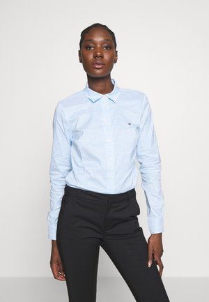 ESSENTIAL - Camisa - breezy blue