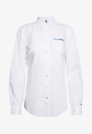 LACIE - Button-down blouse - white