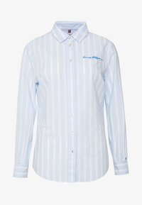 Tommy Hilfiger - LACIE - Skjorte - white/breezy blue - 4